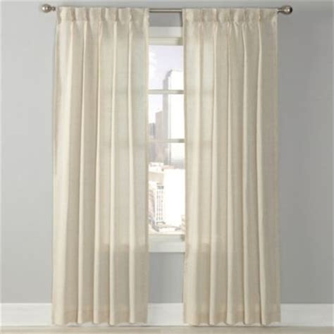 Bed Bath And Beyond Sheer Linen Curtains by Linen Sheer Curtains Bed Bath And Beyond Curtain