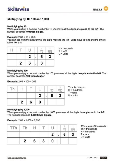 7 best maths multiplying and dividing by 10 and 100 images pinterest math games division
