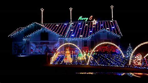 cool christmas lights in boise idaho youtube
