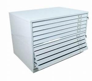 Meuble à Tiroir : meuble plans 8 tiroirs a0 museodirect le portail ~ Edinachiropracticcenter.com Idées de Décoration