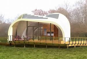Economie D Energie Dans Une Maison : economies d 39 nergie une maison solaire en tissu ~ Melissatoandfro.com Idées de Décoration