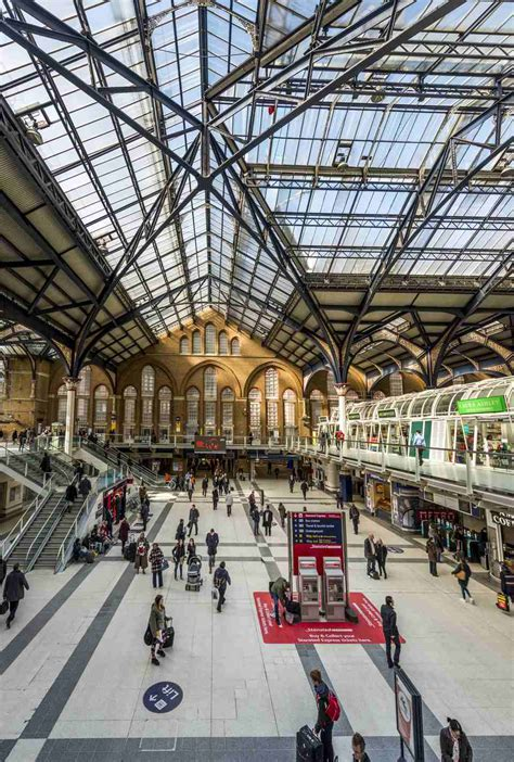 Britrail Passes for Unlimited UK Train Travel