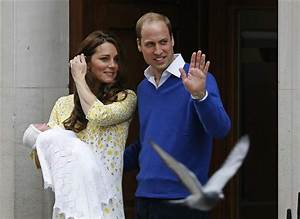 Britain gets a new princess as Prince William's wife, Kate ...