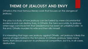 jealousy in othello