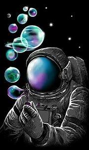 Psychedelic Spaceman   Art, Astronaut art, Psychedelic art