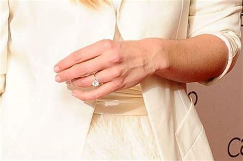 cat deeley shows off new wedding ring birmingham mail
