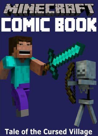 minecraft comic book tale   cursed village