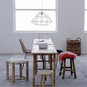Luminaire Style Scandinave : luminaire g om trique aspect cuivre de style scandinave ~ Teatrodelosmanantiales.com Idées de Décoration