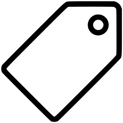 Price Tag Image Price Tag Vector Svg Png Icon Free 431120