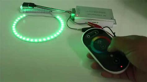 wireless rgb led lights wireless rgb module box for rgb led halo rings or led