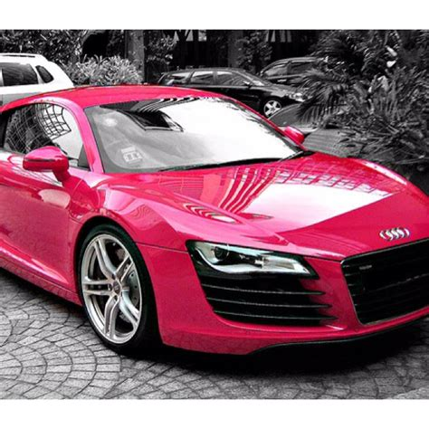 pink audi pink audi r8 amazing cars pinterest audi pink and