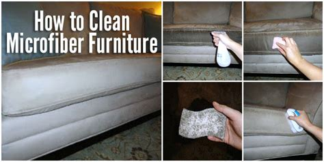 How To Clean Upholstery by How To Clean Microfiber Furniture Cheaply Diy For