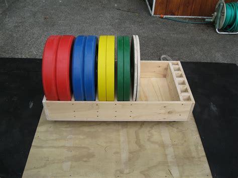 primal rolling bumper plate storage