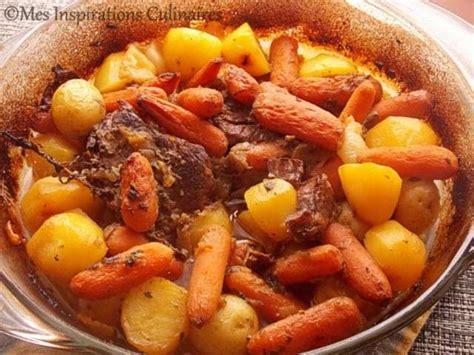 plat cuisiné au four les meilleures recettes de cuisine au four et carottes