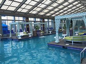 Mount Airy Casino Resort Get Wet Pool area - NYC Single Mom
