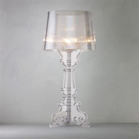 Kartell Bourgie L Replica by Kartell Bourgie Table L Eclectic Table Ls By