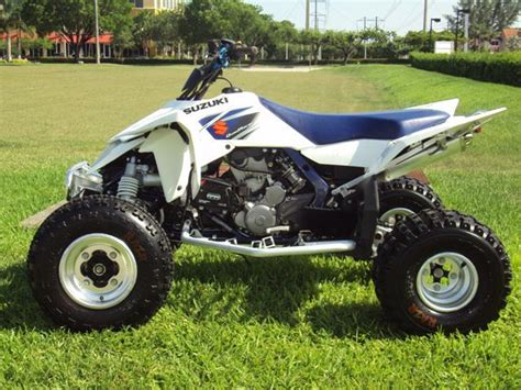 2006-2009 Suzuki 450 (lt-r450) Engine Idles Rough