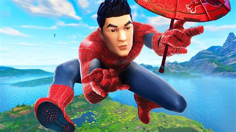 spider man  fortnite fortnite wtf  funny