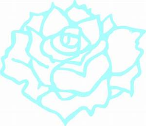 Light Blue Flower Clip Art at Clker.com - vector clip art ...