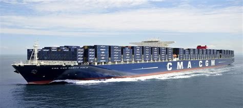 georg forster is the largest vessel to be added to cma cgm s fleet mfame guru