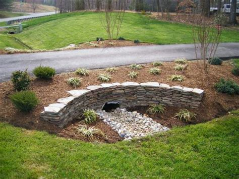 drainage and landscaping drainage stacked stone landscaping ciminelli s landscape services inc