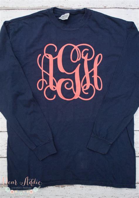 large solid monogram shirt monogram shirts monogram  shirts
