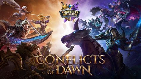 Conficts Of Dawn Event Spotlight