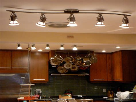 led track lights for kitchen lights for kitchen ceiling modern led dimmable track 8971