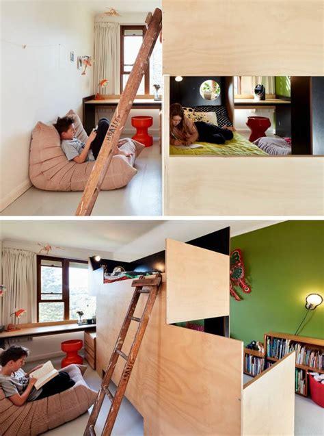 separer chambre en 2 séparer une chambre en deux pour que chaque enfant
