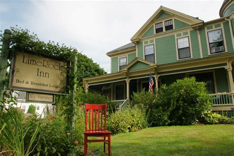 the chair visits historic inns of rockland historic