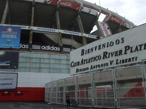 Buenos Aires para Guias de Turismo: Estádio do River Plate