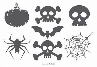 Halloween Vector Shapes Cat Vectors Graphics Clipart
