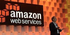 Amazon Web Services Is Crushing Microsoft And Google In