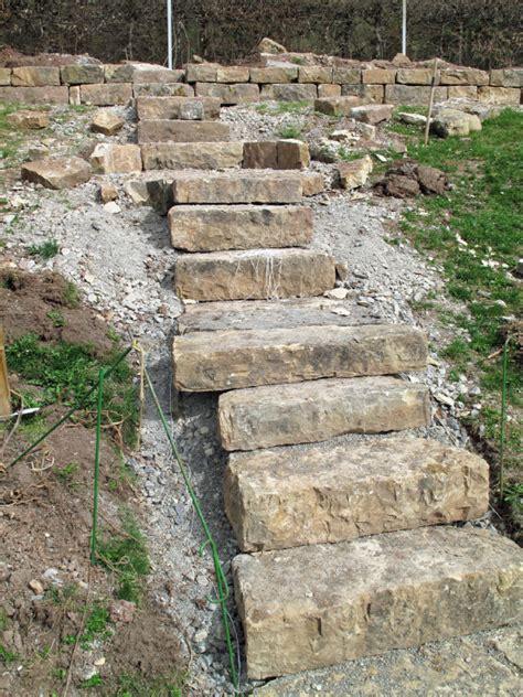 Gartenstufen Selber Bauen by Gartentreppe Selber Bauen 187 Eine Einfache Bauanleitung