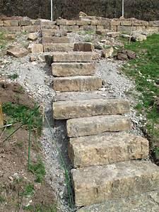 Holztreppe Außen Selber Bauen : gartentreppe selber bauen eine einfache bauanleitung ~ Buech-reservation.com Haus und Dekorationen