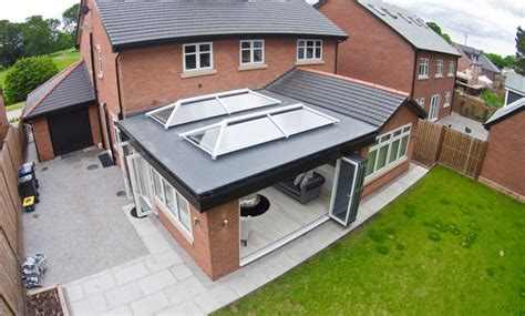 skylight solutions  single storey extensions
