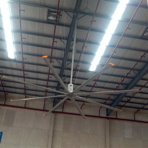 cheap 24ft hvls air cooling industrial big ceiling fan of