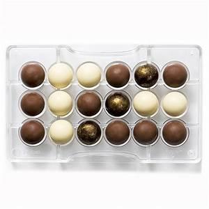Etageren Selber Herstellen : bakeria profi schokoladenform halbkugeln 25mm hohlkugel ~ Lizthompson.info Haus und Dekorationen
