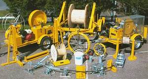 Cable Pulling Cable Laying