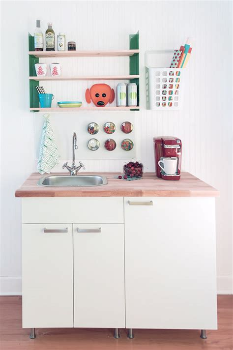 Build A Diy Mini Kitchen For Under $400  Handmade Charlotte