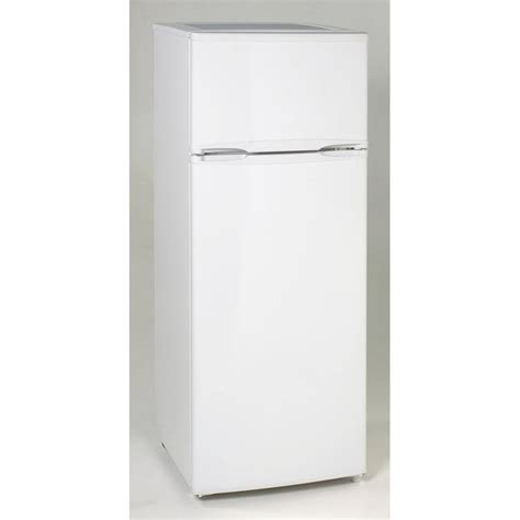 Apartment Size Refrigerator by Avanti Two Door Apartment Size Refrigerator White Rc