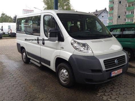 fiat sitzer ducato  multijet  estate minibus