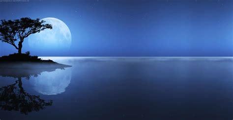 wallpaper sinar matahari seni digital laut malam