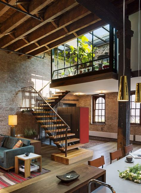 An 1884 Former Caviar Warehouse Loft In Tribeca by 654 Best Images About Loft Interior On Loft