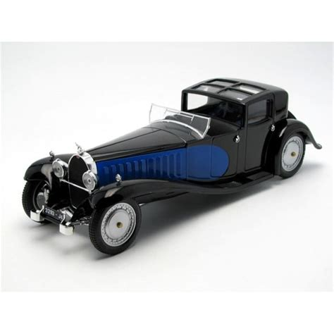 The bugatti type 41 also called the royaleis a one of a kind automobile who deserve a chapter of her own.this gigantic car was the most expensive of her time and probably the most of our time. SOLIDO 1-21 BUGATTI Royale Type 41 - Achat / Vente voiture à construire - Cdiscount