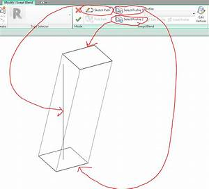 Solved: Extrusion / sweep path not perpendicular to the ...