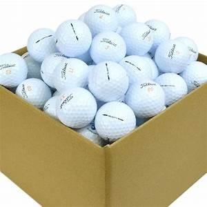 Balles De Golf Occasion : 12 48 ou 100 balles de golf occasion titleist velocity ~ Carolinahurricanesstore.com Idées de Décoration