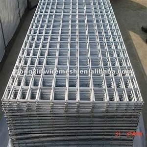 Treillis Soudé Maille 10x10 : galvanis soud panneau de treillis m tallique fil de fer ~ Dailycaller-alerts.com Idées de Décoration