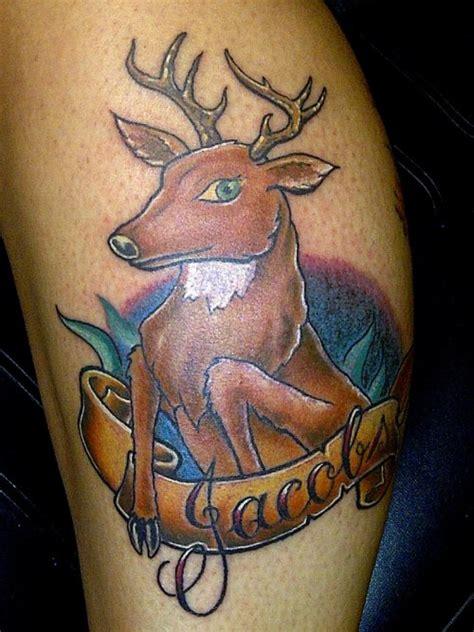 deer tattoos page
