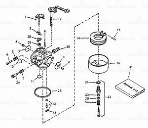 Briggs And Stratton Carb Linkage